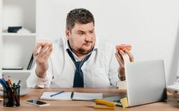 Bí quyết giảm cân cho dân văn phòng sau khi nghỉ Tết