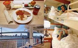 Cuộc sống 'sang chảnh' của hành khách trên du thuyền Diamond Princess những ngày bị cách ly
