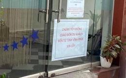 Khách sạn treo biển cẩm khách Vĩnh Phúc: Cư dân mạng tranh luận trái chiều
