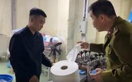 Sản xuất khẩu trang bằng giấy vệ sinh: Có thể xử lý hình sự