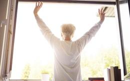 6 thói quen buổi sáng giúp sống lâu trăm tuổi, không cần mất quá nhiều thời gian có thể thấy ngay được tác dụng