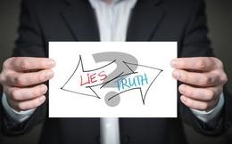 Đừng dại dột luôn nói thật, dân công sở cần biết những lời nói dối hữu ích nếu muốn thăng tiến sự nghiệp