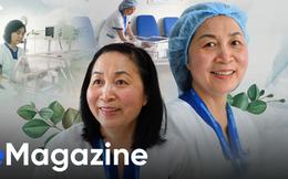 """Nữ y tá Việt Nam và câu nói của phóng viên quốc tế: """"Tất cả những người phải thở máy không một ai sống sót!"""""""