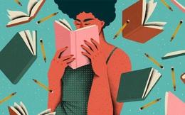 Bạn là phản chiếu của những gì bạn ăn và những gì bạn đọc: 8 cách sẽ giúp bạn đọc được nhiều sách hơn