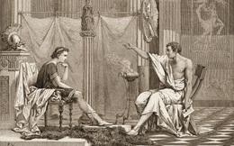 Triết lý tình bạn của Aristotle: Khi vướng vào đói nghèo và những nỗi bất hạnh, người ta tìm đến tình bạn như là nơi nương náu duy nhất của mình