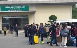 Yêu cầu các đơn vị, doanh nghiệp tạm dừng tiếp nhận lao động từ Trung Quốc