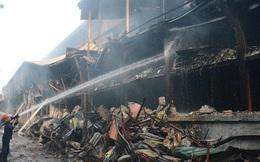 Rạng Đông lỗ lớn sau vụ cháy 6.000m2 nhà xưởng