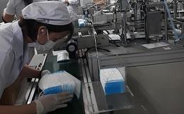 Sẽ miễn thuế đối với nguyên liệu sản xuất khẩu trang, thuốc sát trùng!