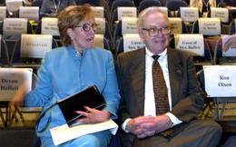Bí mật ít biết về cuộc hôn nhân của tỷ phú Warren Buffett