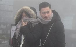 Không khí lạnh tràn về, Bắc Bộ rét đậm rét hại, có nơi xuống 8 độ C