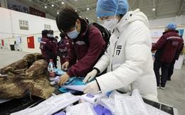 Trung Quốc thêm 2.656 người nhiễm virus corona mới, 89 người chết