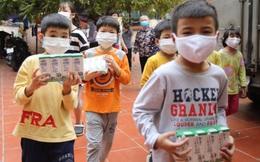 Vinamilk dành 1,7 triệu ly sữa hỗ trợ trẻ em khó khăn trong đại dịch Covid-19