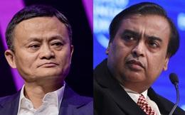 Giữa bão Covid-19, Jack Ma bất ngờ giành lại ngôi vị giàu nhất châu Á từ tay ông trùm Ấn Độ