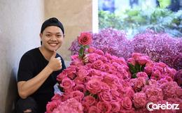 Nhà thiết kế hoa Hà Minh Khôi - Forbes Vietnam 30 under 30: Nghề hoa ở Việt Nam tương đối thiệt thòi, nhưng tương lai sẽ đi rất xa!