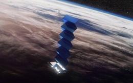 Elon Musk lập dự án 42.000 vệ tinh Starlink 10 tỷ USD, phủ dày đặc quỹ đạo trái đất