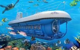 Vinpearl sắp có dịch vụ tàu ngầm tham quan vịnh Nha Trang?