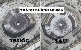 [Ảnh vệ tinh] Sức 'càn quét' của Covid-19: Hàng loạt địa điểm nổi tiếng từ Thánh đường Mecca đến Quảng trường Thiên An Môn đều vắng như 'chùa bà Đanh'