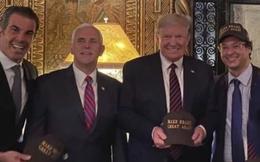 Quan chức Brazil chụp ảnh cùng Tổng thống Trump dương tính với virus corona