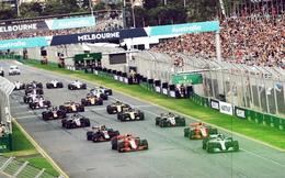 Hoãn chặng đua F1 tại Australia do Covid-19