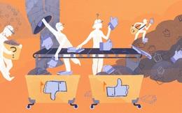 """Hãy cẩn thận, có 5 loại người sẽ luôn """"để mắt"""" đến tường Facebook của bạn"""