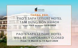 Giữa bão Covid-19, Sapa vẫn đón hơn 1.500 khách/ngày, Lào Cai xem xét ngừng đón khách du lịch, hàng loạt khu nghỉ dưỡng, khách sạn đóng cửa tạm thời