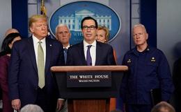 Giữa bão Covid-19, ông Trump tuyên bố muốn gửi nóng cho mỗi người Mỹ 1.000 USD