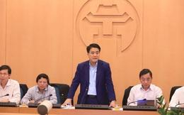"""Chủ tịch TP Hà Nội: """"Đang có 6 đến 8 ca xét nghiệm lần 1 là dương tính Covid-19"""""""