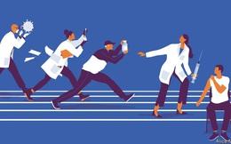 Chạy đua với thời gian để tìm ra vaccine chống virus corona