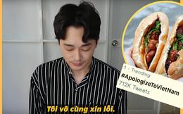 """Nhiều Youtuber Hàn Quốc đồng loạt xin lỗi Việt Nam sau scandal du khách Hàn xem thường bánh mì, khẳng định tin tức đưa ra bởi một kênh """"lá cải"""""""