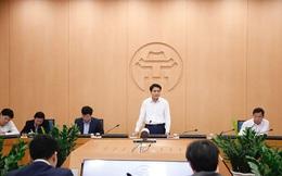 Chủ tịch Hà Nội khuyến cáo người dân nên ở nhà, hạn chế đi phương tiện công cộng trong hai ngày cuối tuần
