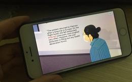 Trẻ học qua truyện tranh tương tác miễn phí mùa dịch với Dự án #MonkeyNotCovy