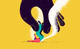 Người tài trí luôn tỉnh táo chấp nhận rủi ro: Việc đầu tiên là kiểm soát tốt cảm giác không thoải mái của chính mình