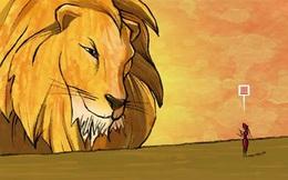 Kiến, Sư Tử và câu chuyện về quản trị nhân lực