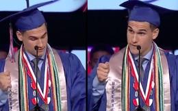 Chàng thủ khoa tốt nghiệp ĐH tiếc nuối vì học giỏi, lý do đằng sau khiến mọi người ngỡ ngàng...