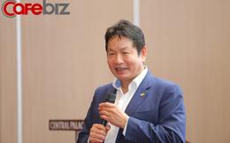 """Ông Trương Gia Bình chia sẻ với ngành gỗ: """"Trong thời công nghệ số, không phải công ty lớn thắng bé, mà là công ty hành động nhanh sẽ thắng chậm"""""""