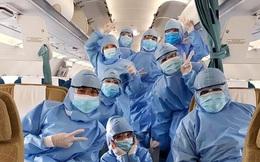 Tâm sự xúc động của tiếp viên trưởng Vietnam Airlines: Những ngày đi bay trong dịch Covid-19 khó khăn bội phần, có khách nghi nhiễm là cả đoàn phải đi cách ly 14 ngày, xa gia đình một cách đột ngột!