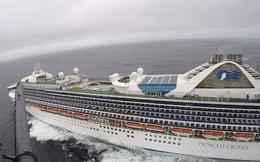 Mỹ phát hiện 21 ca dương tính Covid-19 trên du thuyền chở 3.400 hành khách