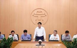 Chủ tịch Hà Nội gửi lời cảm ơn người dân trong việc hợp tác chống dịch Covid-19, thông báo tin vui cho 1800 người hết hạn cách ly