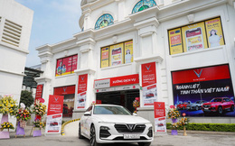 VinFast đồng loạt khai trương 18 xưởng dịch vụ trên toàn quốc