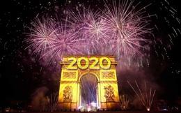 Bữa tiệc mừng năm mới 2020 rực rỡ sắc màu trên khắp thể giới