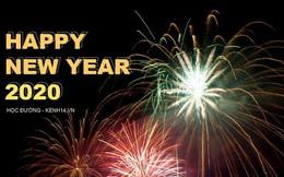 """Quên """"Happy New Year"""" đi, dùng những cụm từ tiếng Anh này mà chúc năm mới cho sang nhé!"""