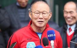 """HLV Park Hang-seo: """"Việt Nam có kinh nghiệm đối đầu với các đội bóng của Tây Á"""""""