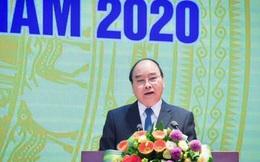 """Thủ tướng: """"Mây đen u ám bầu trời thế giới nhưng ánh sáng vẫn chiếu trên bầu trời Việt Nam"""""""