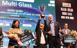 Bỏ học đại học giữa chừng, Founder Multiglass phát minh ra kính thông minh giúp tài xế chống cơn buồn ngủ, mở ra cơ hội kinh doanh với ông lớn Hàn Quốc SK Telecom
