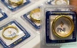 Tăng dựng đứng, giá vàng chính thức vượt mốc 44 triệu đồng/lượng