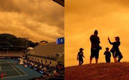 Không chỉ Úc bị ảnh hưởng bởi cháy rừng, bầu trời New Zealand cũng bất ngờ chuyển màu vàng cam kỳ lạ vào sáng sớm