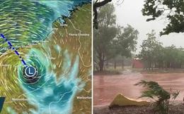 Thảm họa cháy rừng chưa qua, Úc lại đối mặt với thiên tai mới: Cuồng phong tiến vào với sức gió huỷ diệt có thể lên tới 125km/h