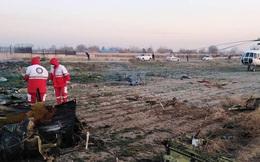 Rơi máy bay Boeing 737 ở Iran: Toàn bộ hành khách có thể đã tử nạn, Tehran bác bỏ giả thuyết phòng không bắn nhầm