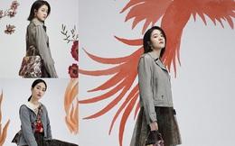 Burberry, Dior tung bộ sưu tập Tết 2020 tôn vinh nét đẹp Á Đông