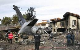 Ukraine loại trừ âm mưu khủng bố trong vụ tai nạn máy bay thảm khốc ở Iran, vận hạn tiếp tục đeo bám Boeing